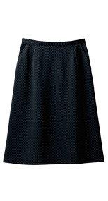 S-16530 16531 SELERY(セロリー) 乾きが速い!快適ニットのAラインスカート 99-S16530