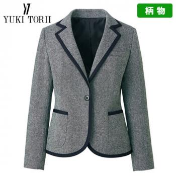 YT4910 ユキトリイ [通年]ジャケット ツイード 40-YT4910