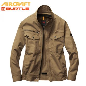 [在庫限り]バートル AC1031 エアークラフト 綿100% 長袖ブルゾン(男女兼用)