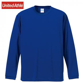 ドライシルキータッチロングスリーブTシャツ(4.7オンス)