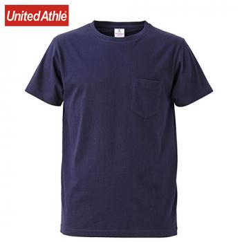 ファインジャージー Tシャツ(ポケ付)(4.7オンス)