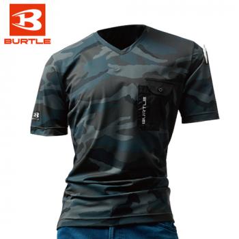 バートル 4057 [春夏用]VネックTシャツ