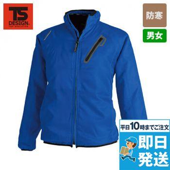 84326 TS DESIGN [秋冬用]ライトウォームジャケット(男女兼用)