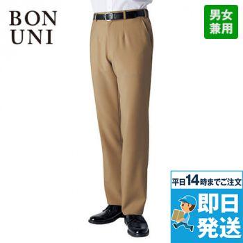22302 BONUNI(ボストン商会) ノータックストレッチパンツ(男女兼用)