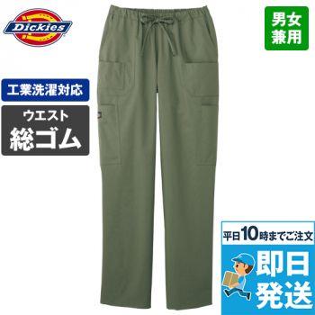 5017SC FOLK(フォーク)×Dickies カーゴパンツ 総ゴム(男性用)
