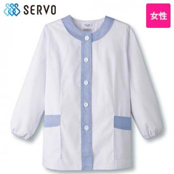 FA-720 723 SUNPEX(サンペックス) 長袖 デザイン白衣(女性用)
