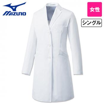 MZ-0138 ミズノ(mizuno) レディースドクターコート・シングル