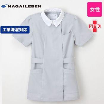 FE4512 ナガイレーベン(nagaileben) フェルネ チュニック/半袖(女性用)