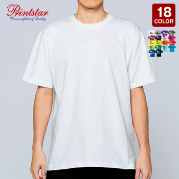 7.4オンス スーパーヘビーTシャツ(男女兼用)