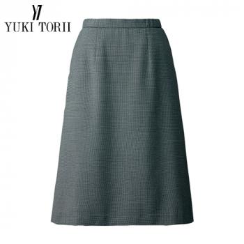 YT3309 ユキトリイ Aラインスカート