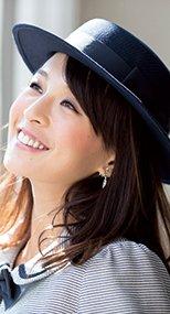 en joie(アンジョア) OP600 帽子 93-OP600