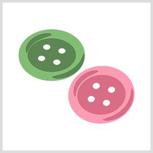 組紐ボタン