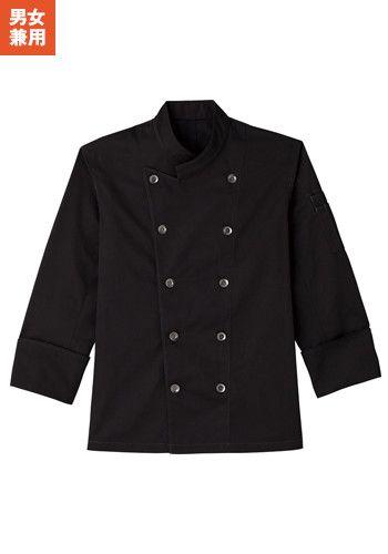 高級なブラックコックコート
