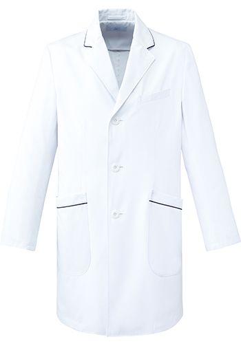 スタイリッシュな白衣