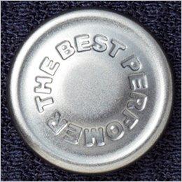 両袖 デザインボタン