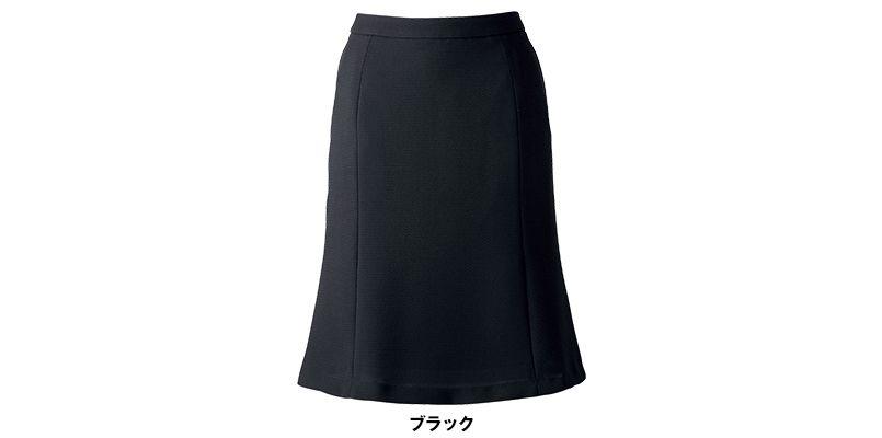 BONMAX AS2279 [通年]インプレス マーメイドスカート 無地 色展開