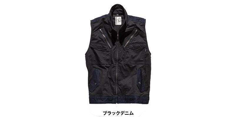 RV1903 ROCKY フライトベスト コンビネーション(男女兼用) 色展開