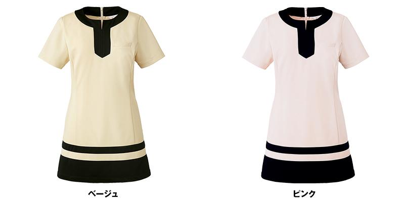 CL-0203 キャララ(Calala) チュニック 裾ブラック(女性用) 色展開