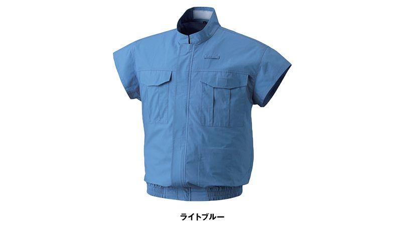 NO5732 空調服 電設作業用空調服(面ファスナー) 色展開