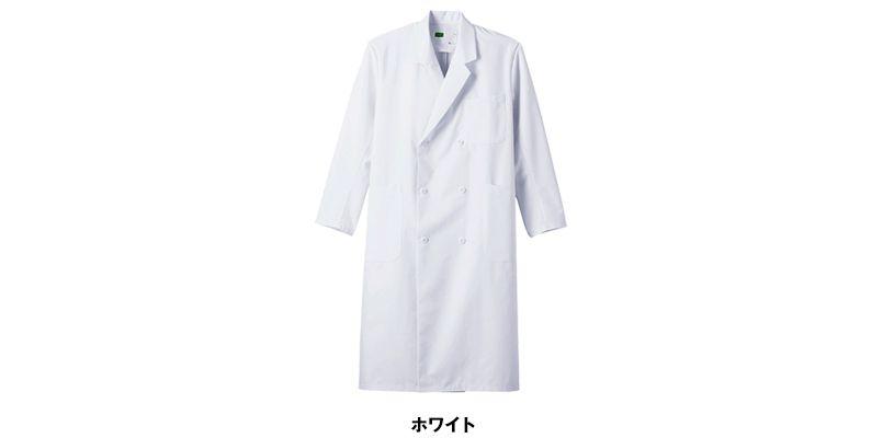 自重堂WHISEL WH10217 メンズダブルコート(男性用) 色展開