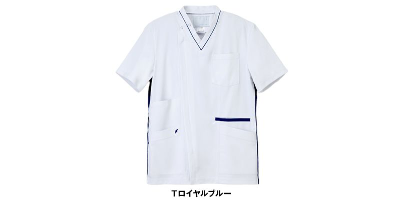 LX4087 ナガイレーベン(nagaileben) スクラブ(男性用) 色展開