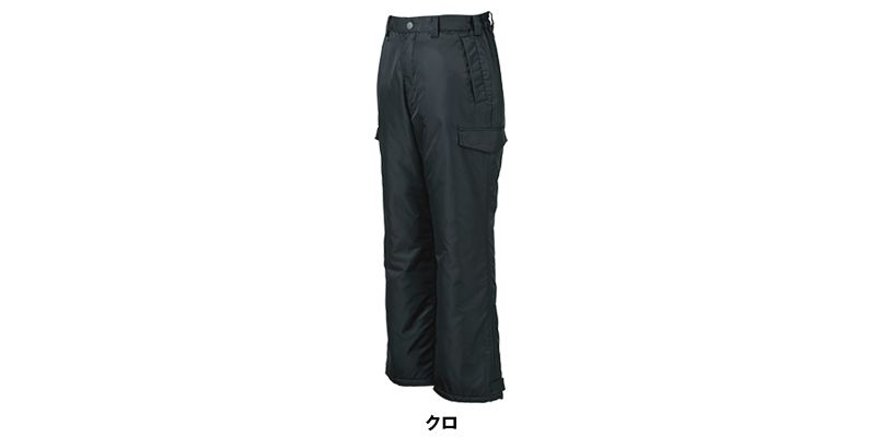ジーベック 890 ライダーススタイル 防寒パンツ 防風 色展開