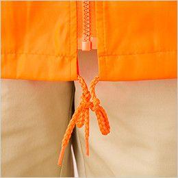 AZ50101 アイトス 裏メッシュジャケット(男女兼用) ドローコード付き