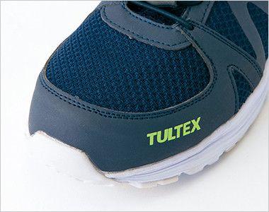 AZ51655 アイトス タルテックス セーフティシューズ(男女兼用) 結ばないゴム靴ひも 樹脂先芯 樹脂先芯