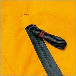 AZ6063 アイトス 極寒対応 光電子 防風防寒着コート ファスナーポケット