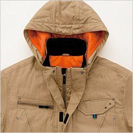 AZ8570 アイトス 防寒コート(男女兼用) 二重前立て仕様