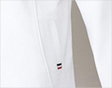 UZL1012 ルコック ジャージ ジャケット(女性用) 両側ポケット