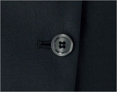 LJ0766 BONMAX/グランツ オーバーブラウス ボーダー ボタン部分