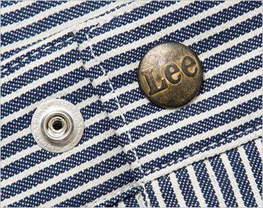 LWP66002 Lee カーゴパンツ(男性用) Leeロゴ入りのオリジナルボタン