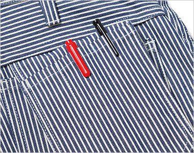 LWP66002 Lee カーゴパンツ(男性用) ポケットには収納可能なペン挿しポケット付