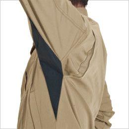 バートル 6091 ソフトツイルジャケット(男女兼用) アームノーフォーク