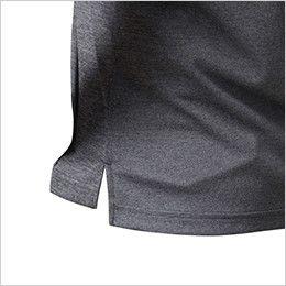 バートル 667 [春夏用]ドライメッシュ半袖ポロシャツ(男女兼用)  スリット