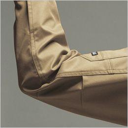 バートル 7051 [秋冬用]ストレッチ高密度ツイル長袖ジャケット(男女兼用) レベルブック収納ポケット