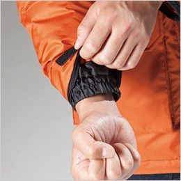 バートル 7211 サーモトロン防寒コート(大型フード付)(男女兼用) インナーカフス仕様