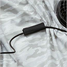 AC1111SET-K バートル エアークラフト[空調服]長袖ジャケット(男女兼用) ポリ100% コードストッパー(マジックテープ止め)