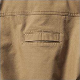 バートル AC1131 エアークラフト[空調服]長袖ブルゾン(男女兼用) 綿100% フルハーネス ランヤード取付口