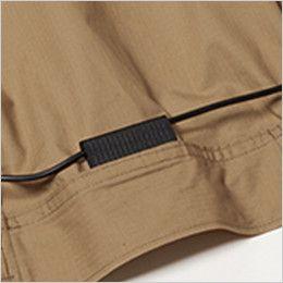 AC1131SET バートル エアークラフトセット[空調服]長袖ブルゾン(男女兼用) 綿100% コードストッパー(マジックテープ止め)