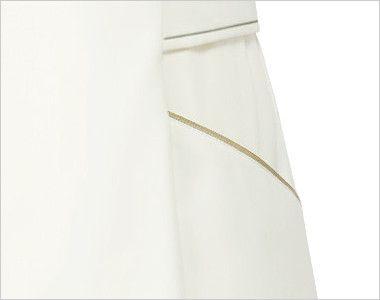 MK-0023 ミッシェルクラン(MICHEL KLEIN) チュニック(女性用) ポケット付