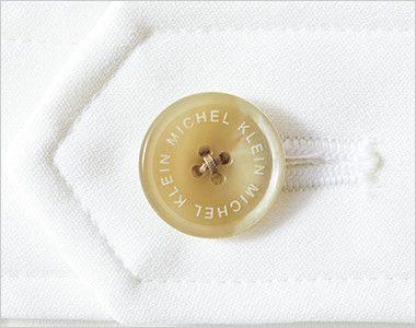 MK-0023 ミッシェルクラン(MICHEL KLEIN) チュニック(女性用) ボタンアップ
