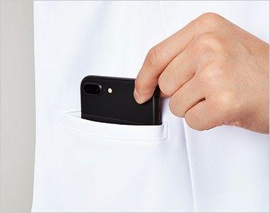 MZ-0161 ミズノ(mizuno) ジャケット(男性用) スマホポケット