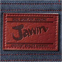 自重堂JAWIN 52400 長袖ジャンパー(新庄モデル) 革ラベル