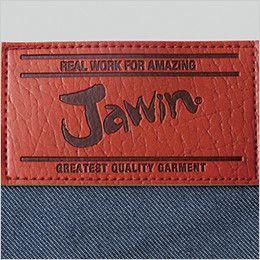 自重堂 52402 [秋冬用]JAWIN ノータックカーゴパンツ(新庄モデル) 革ラベル