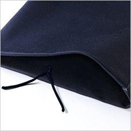自重堂JAWIN 52502 ストレッチノータックカーゴパンツ 裾紐通し穴