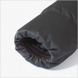 自重堂JAWIN 58400 マルチストレッチ防寒ジャンパー(フード付)[刺繍NG](新庄モデル) 内側