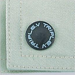自重堂 80100 エコ 3バリューブルゾン(JIS T8118適合) オリジナルデザインボタン