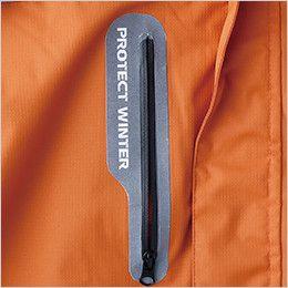 44403 桑和 防水防寒ブルゾン 胸止水ファスナーポケット